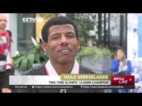 Haile Gebreselasie Says Ethiopia's Almaz Ayana in prime position to win women's 5,000m Gold