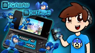 This is seriously a very well made Megaman combo video