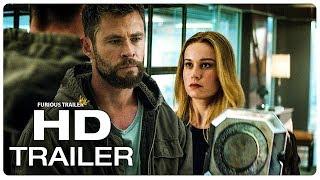 AVENGERS 4 ENDGAME Trailer #3 Official (NEW 2019) Marvel Superhero Movie HD