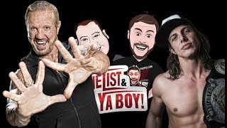 Fightful.com's Jimmy Van and Sean Ross Sapp cap off a crazy business week, only to start a new one!Topics include:- Jeff Jarrett presser- Del Rio and Paige- Great Balls of Fire- Ambulance crashes- Best of the BRO!- DDP joins us to talk Vader!