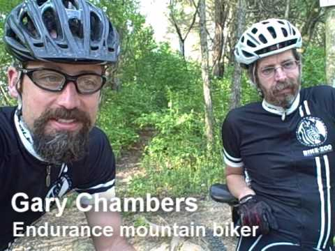 Endurance mountain biking