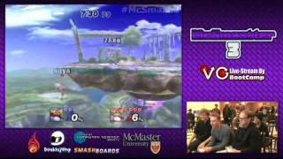 Mew2King one minute Sheik ditto four stock