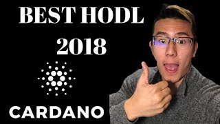 Cardano ADA Is The Best Altcoin To Hold In 2018 | $ADA Cryptocurrency Review