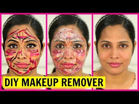 DIY Makeup Remover | ShrutiArjunAnand