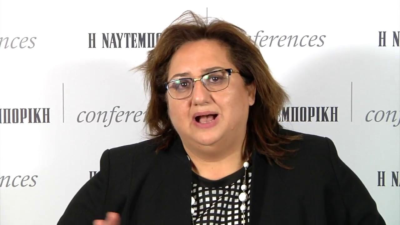 Μαριέλλα Τόμας, Γενική Διευθύντρια Ανατολικής Μεσογείου, Stanley Black & Decker Hellas Ε.Π.Ε.