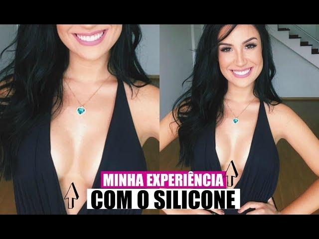 MINHA EXPERIÊNCIA COM O SILICONE - Boca Rosa