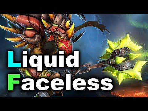 Liquid vs Faceless - Rofl Stomping - StarLadder Invitational 2 DOTA 2