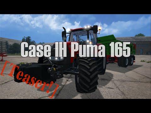 Case Puma 165cvx FL v1.5
