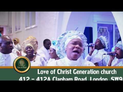 DR  BOLA ARE LIVE ON STAGE @ LOVE OF CHRIST GENERATION CHURCH C&S UK. (LOC)