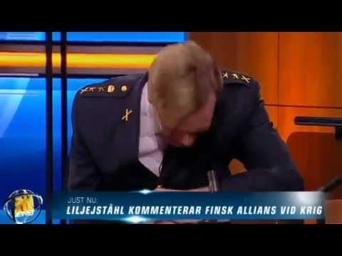 Det svenska försvaret