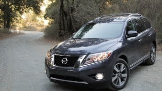2013 Nissan Pathfinder Review - Don't Call It A Comeback...