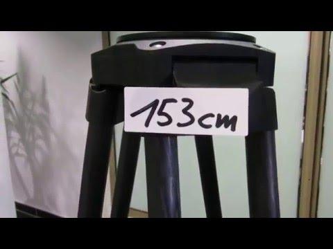 Stative mit 75 mm-Schale: Vergleich / Test von Sachtler & Cartoni