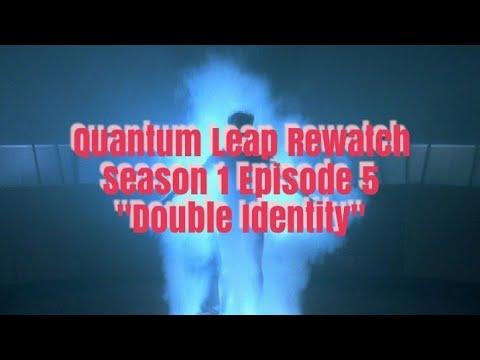 """Quantum Leap Rewatch: Season 1 Episode 5 """"Double Identity"""""""
