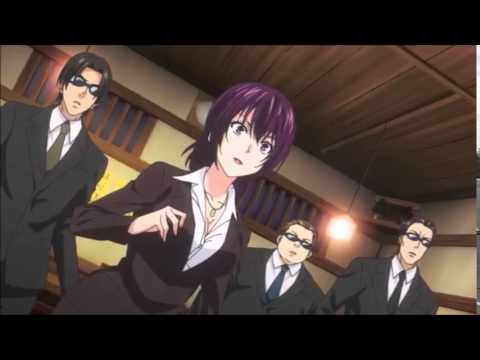 Shokugeki No Soma Ep 1 Cooking Scene