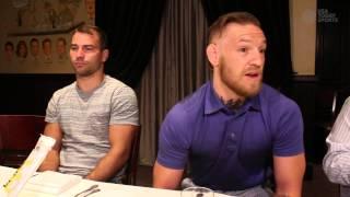 Conor McGregor says Joseph Duffy a
