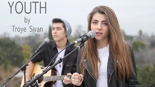 Video YOUTH by Troye Sivan cover by Jada Facer ft. Kyson Facer download in MP3, 3GP, MP4, WEBM, AVI, FLV January 2017