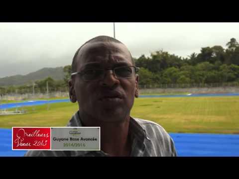 Voeux de Bernard LAMA, Vice-président du GIP Guyane Base Avancée