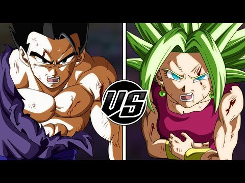 Son Gohan VS Kefla! Dragonball Super Manga Kapitel 39 Review