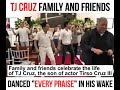 TJ Cruz's Family Danced 'EVERY PRAISE' in his Wake