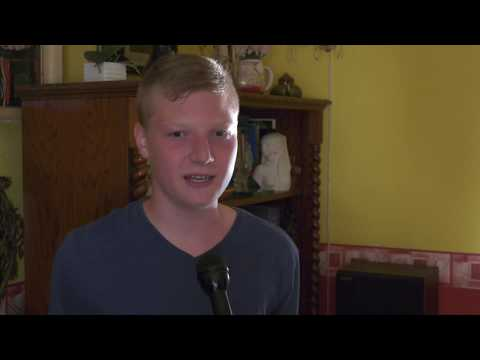 14 éves nagyatádi fiú mentett életet
