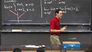Lec 2 | MIT 18.01 Single Variable Calculus, Fall 2007