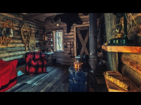 Long Term Food Storage for Self Reliance at the Off Grid Log Cabin