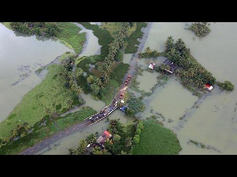 Ινδία: Εντείνονται οι επιχειρήσεις ανακούφισης των πληγέντων…