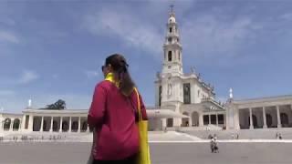 Las intenciones de los oyentes de NSE a los pies de Nuestra Señora Fátima