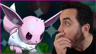 THIS SHINY EEVEE IS INCREDIBLE! by aDrive