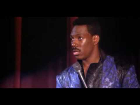 Эдди Мерфи - Raw (без цензуры) [Часть 1] Скетч-Шоу.1987 года. (видео)