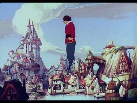 Мультфильмы на русском языке. Путешествия Гулливера онлайн видео