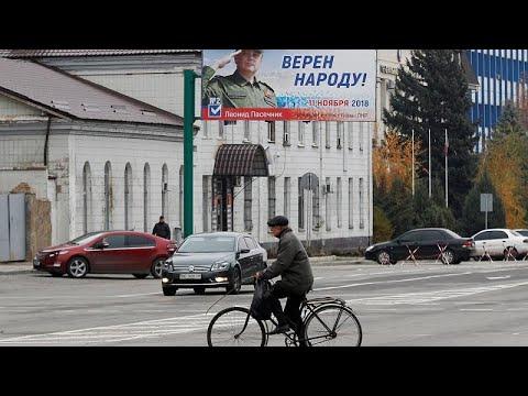 Russland / Ukraine: Bewohner der Ostukraine bekommen ru ...
