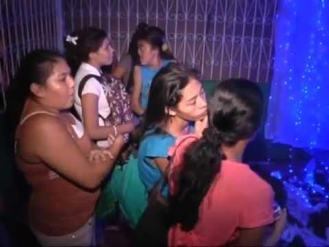 Miles de nicaragüenses salen a las calles a la gritería