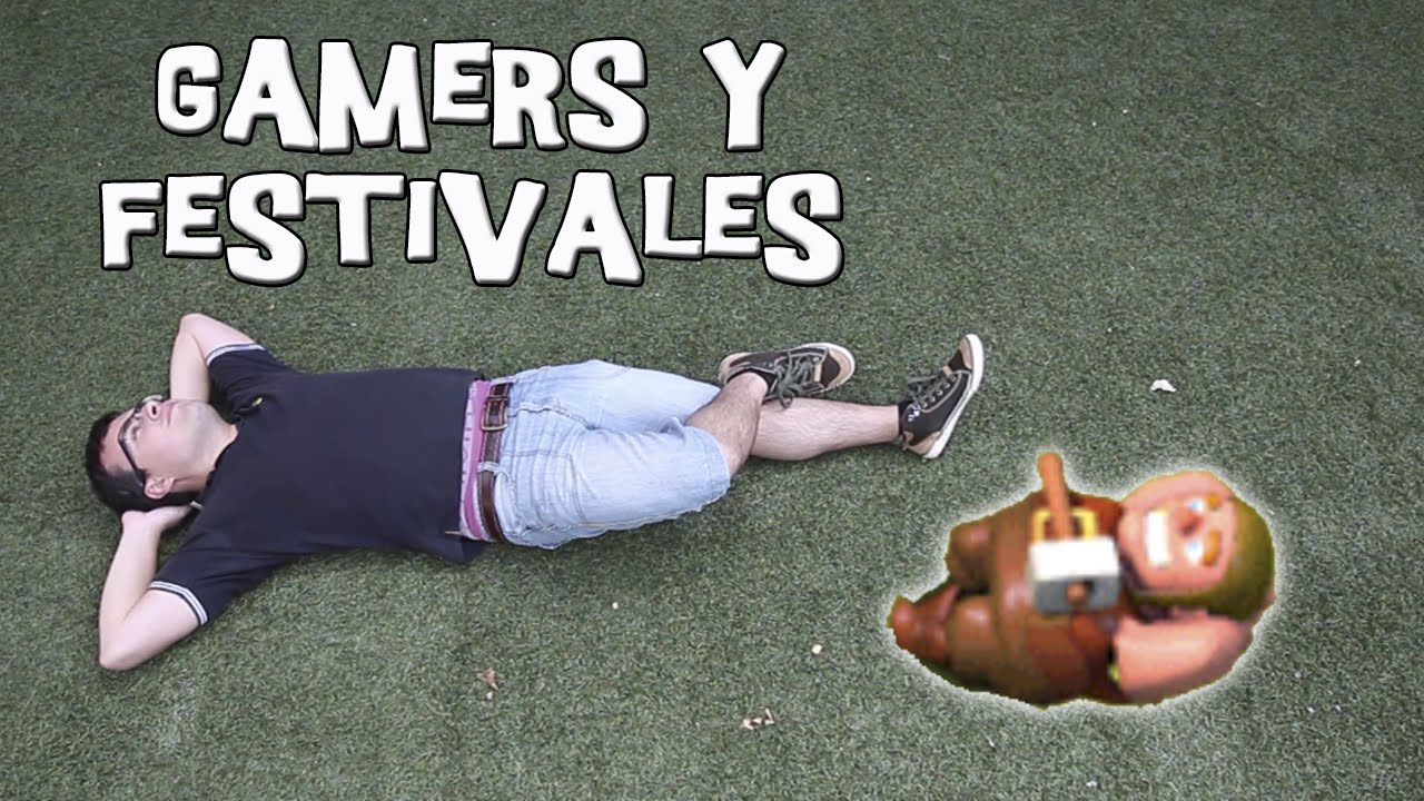 #ComandoJB | Gamers y Festivales | TheAlvaro845
