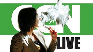 Cannabis Culture News LIVE: Vaporizing Marijuana Is Not The Same As Smoking Tobacco by Pot TV