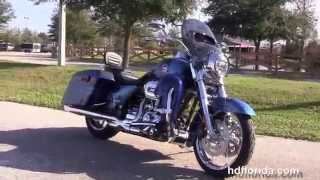 10. Used 2013 Harley Davidson CVO Road King Motorcycles for sale