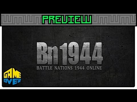 Battle Nations 1944 — Preview