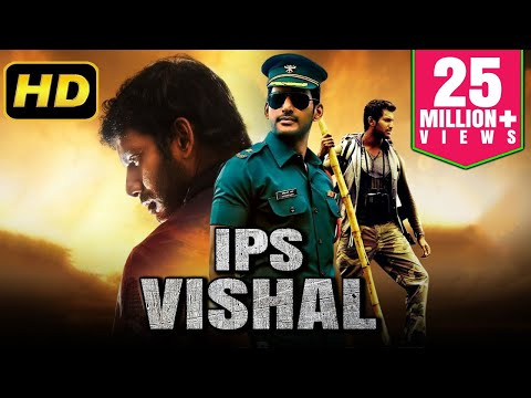 IPS Vishal (2019) Tamil Hindi Dubbed Full Movie | Vishal, Kajal Aggarwal, Soori