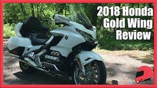 10. 2018 Honda Gold Wing Review