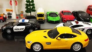 Car Cartoon for Children | Car Parking with Street Vehicles for Kids | Cars Toy Cartoon Toys
