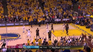 Quarter 4 One Box Video :Warriors Vs. Cavaliers, 6/11/2017