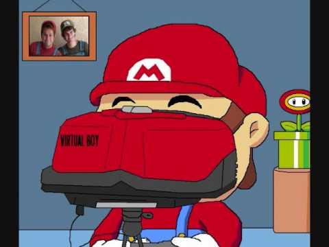 Virtual Boy Mario's dizziness