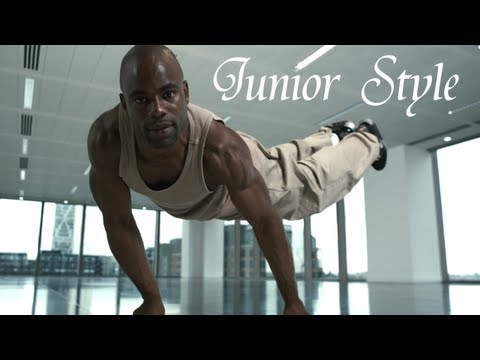 Junior - Edited by B-boy Koji-rocK Legend B-boy Junior (France / WANTED Crew)