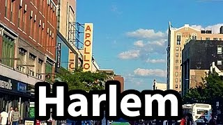 Download Lagu An Afternoon in Harlem, New York City Mp3