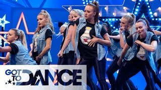 Got to Dance Series 4: Poison Audition