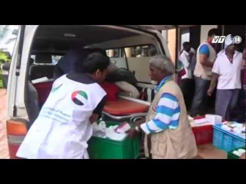 Sri Lanka: Công tác tìm kiến nạn nhân lở đất bị ảnh hưởng do mưa lớn