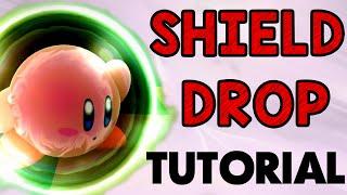 Shield Drop Tutorial by My Smash Corner