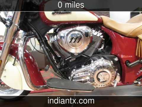 2017 Indian Chief® New Motorcycles - Harker Heights,Texas - 2016-12-24