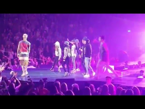 Justin Bieber Children ( Purpose Tour ) 10/March/2016 Full HD Live In KeyArena - Se… видео