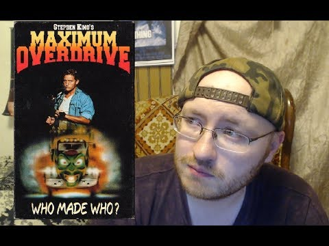 My Thoughts On Maximum Overdrive (1986) - A Movie Review